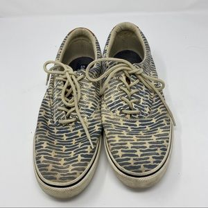 Mens Sperry Topsider Tennis Shoes